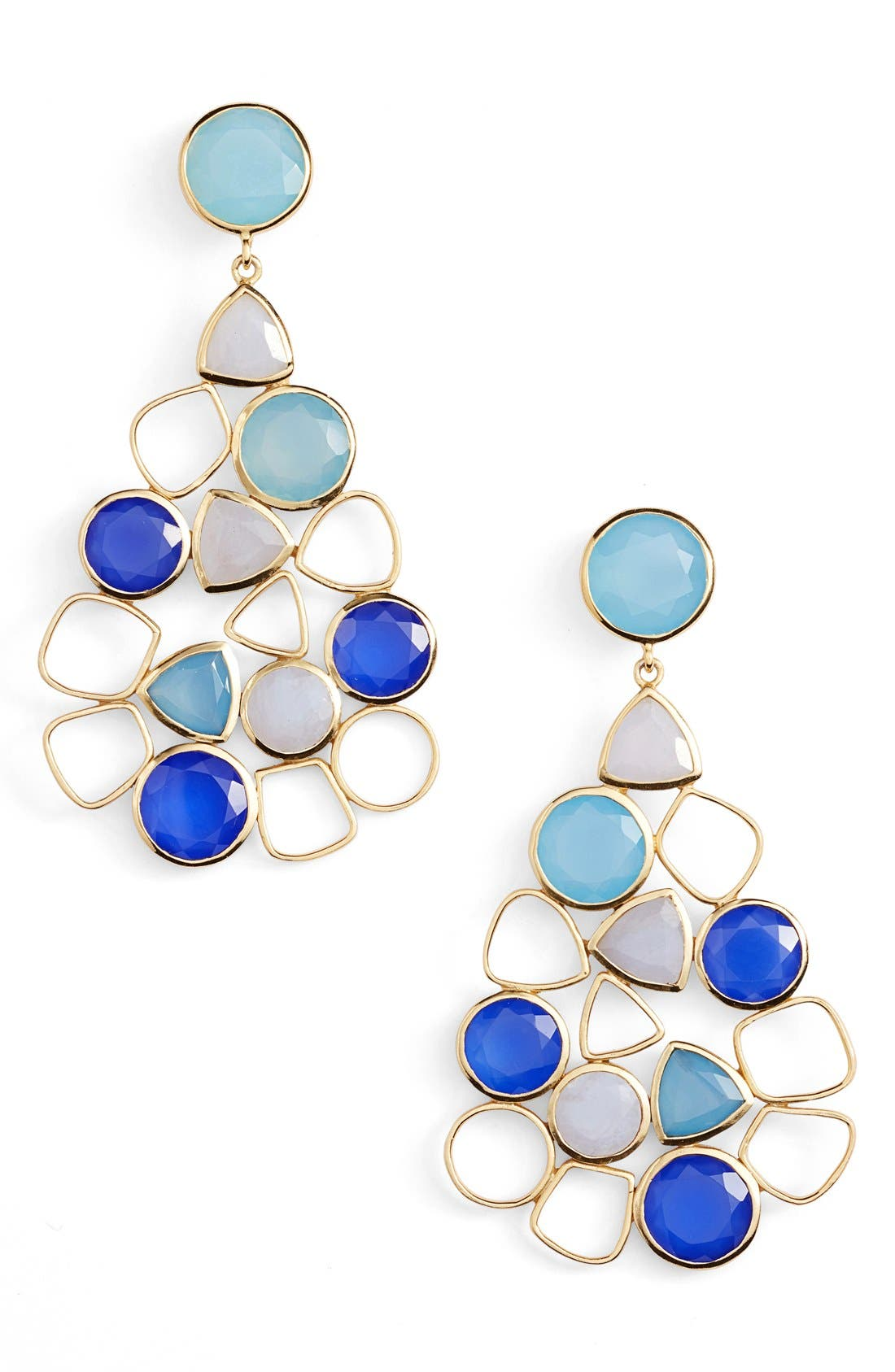 Alternate Image 1 Selected - Argento Vivo Statement Earrings