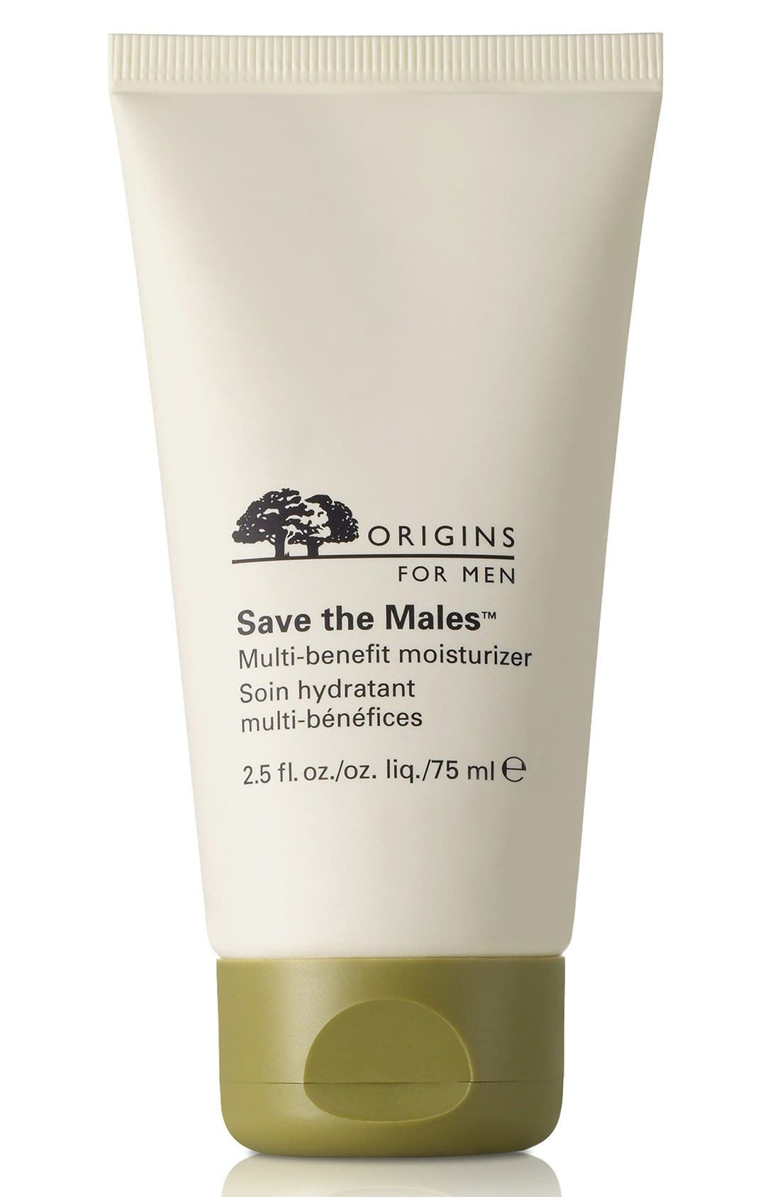 Origins Save the Males™ Multi-Benefit Moisturizer