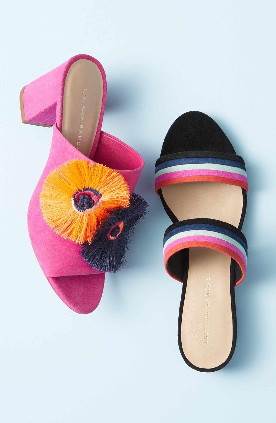 Alternate Image 5  - Loeffler Randall Flower Mule (Women)