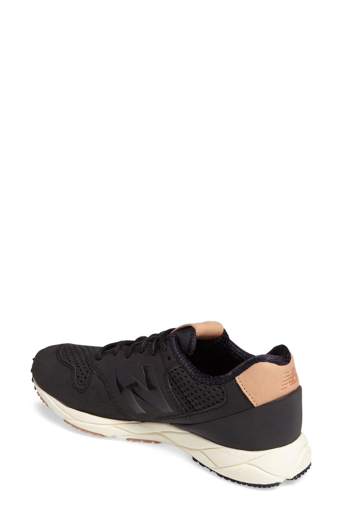 Alternate Image 2  - New Balance 96 Mash-Up Sneaker (Women)