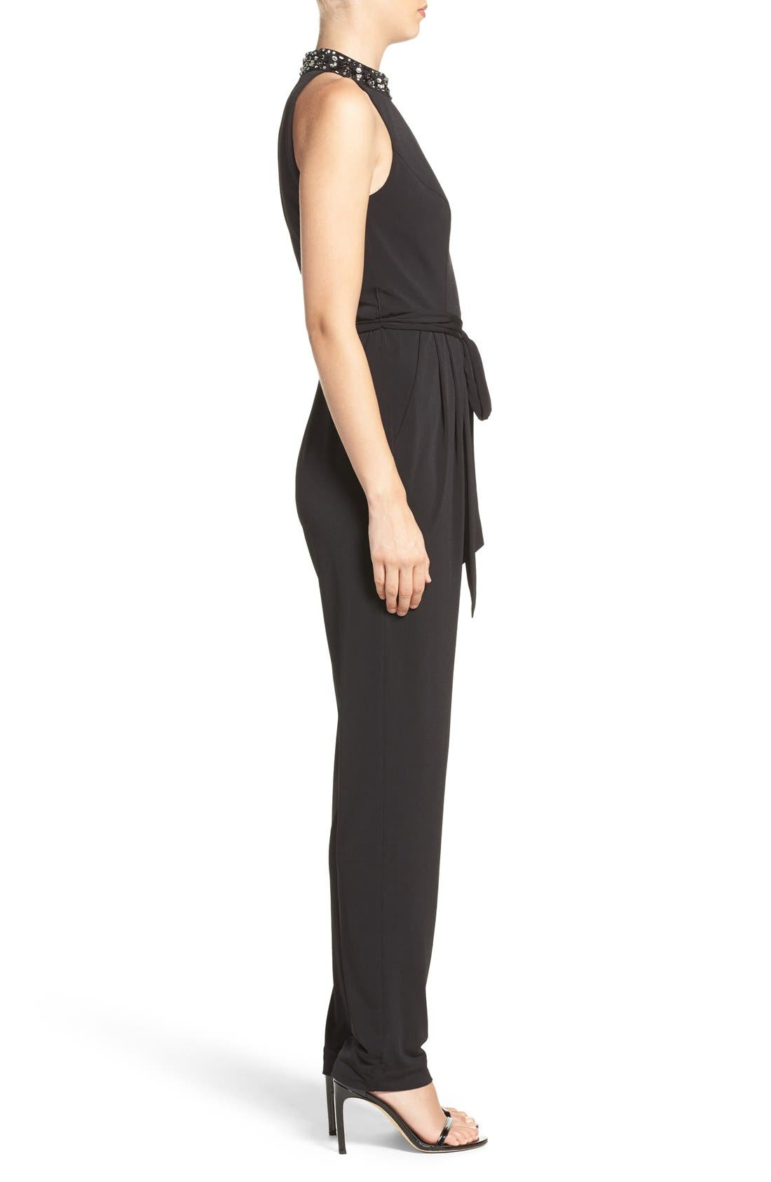 Alternate Image 4  - Vince Camuto Embellished Jumpsuit