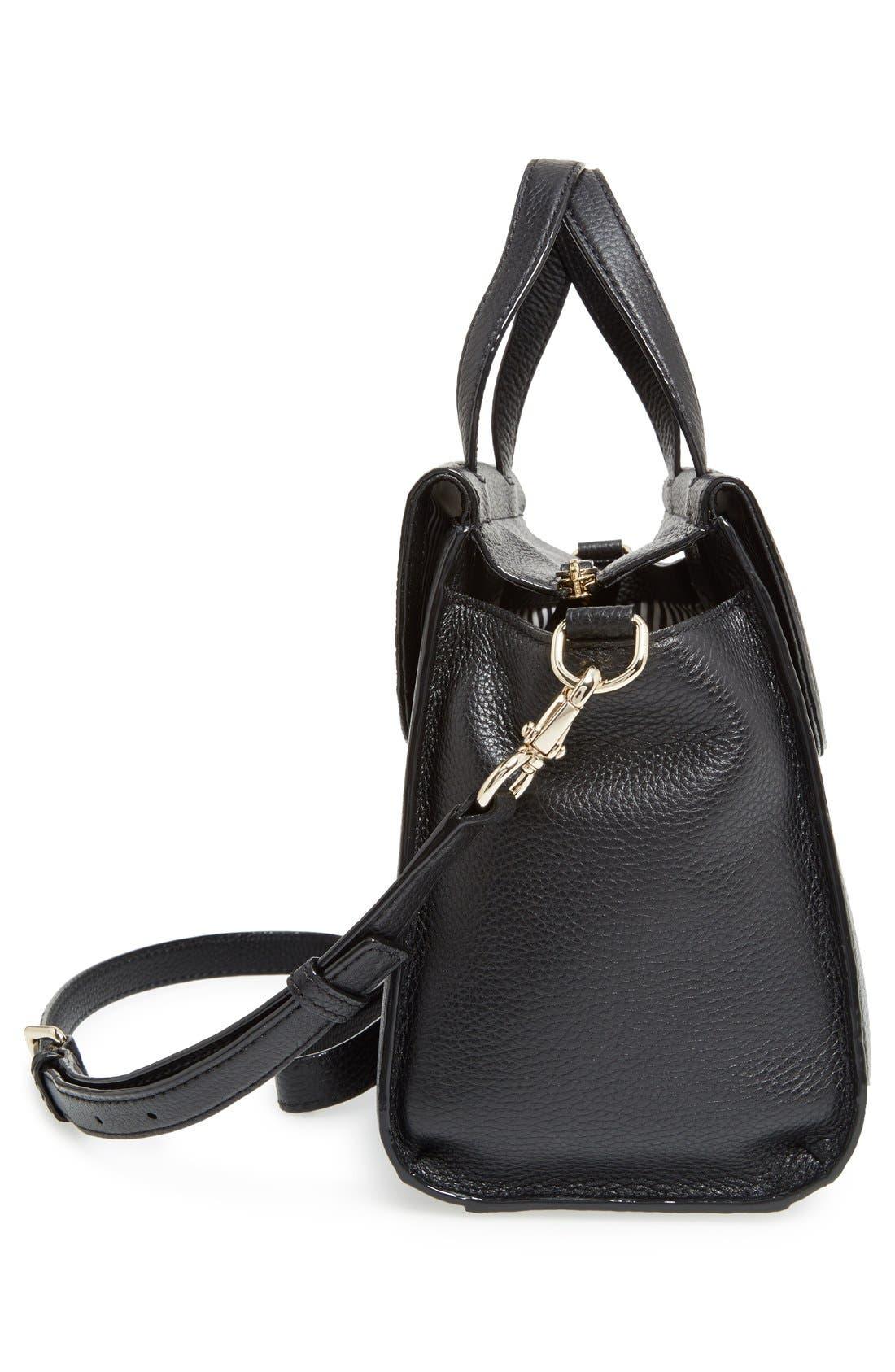 Alternate Image 5  - kate spade new york cobble hill - medium adrien leather satchel
