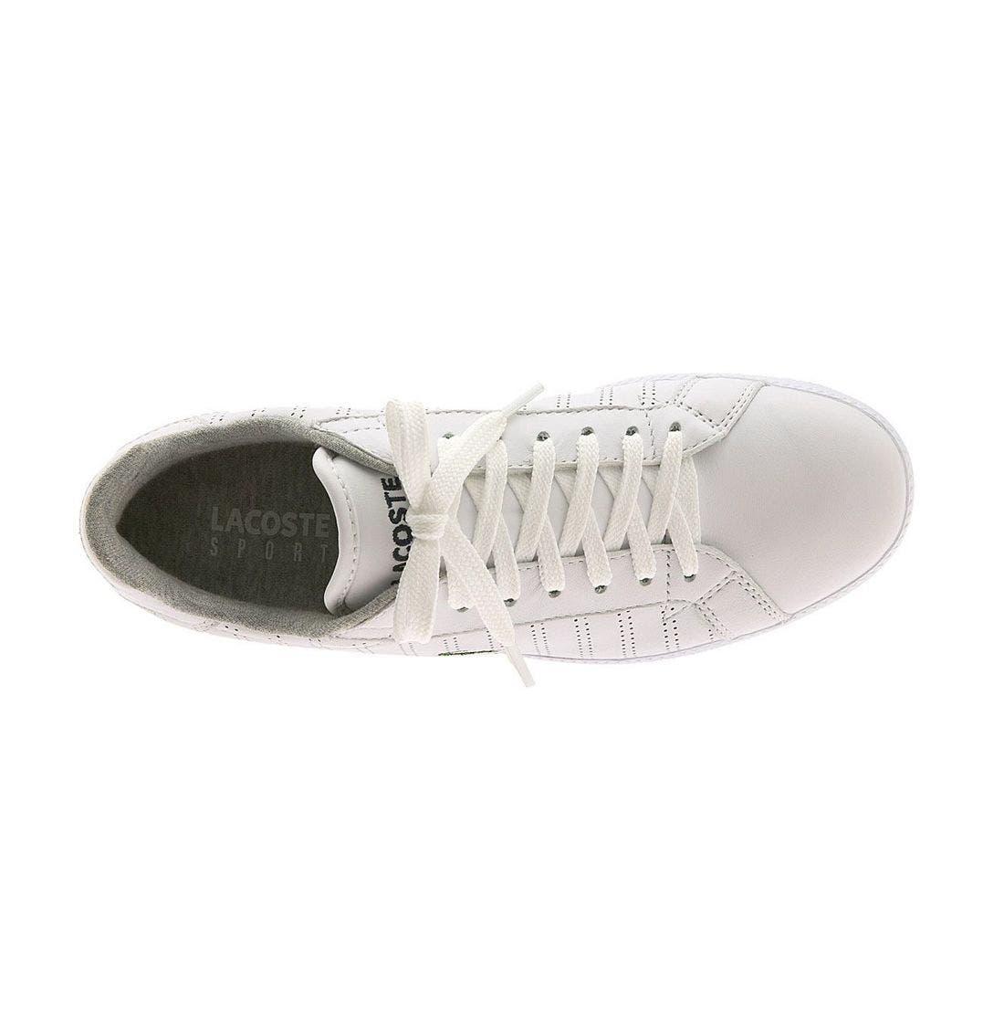Alternate Image 3  - Lacoste 'Graduate' Pinstripe Sneaker