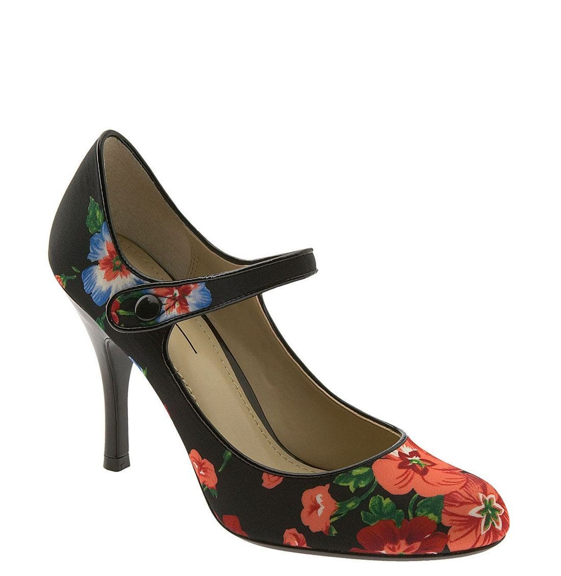 Alternate Image 1 Selected - Linea Paolo 'Zara' Mary Jane Pump