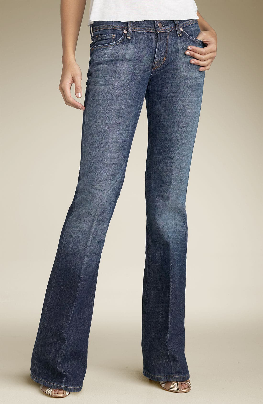 Alternate Image 2  - Citizens of Humanity 'Ingrid' Stretch Jeans (Pacific Wash)