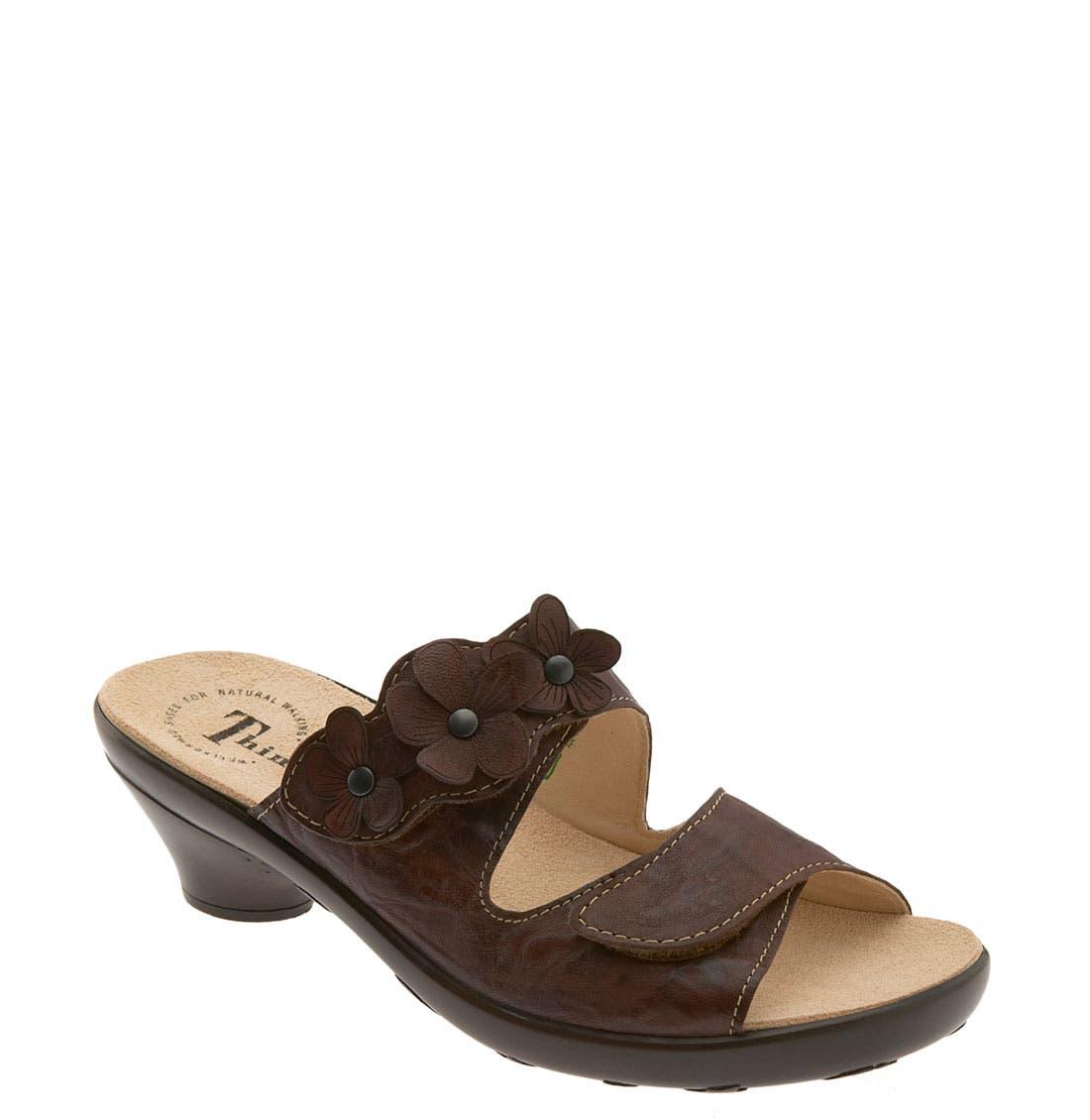 Main Image - Think! 'Cosima Flower' Sandal