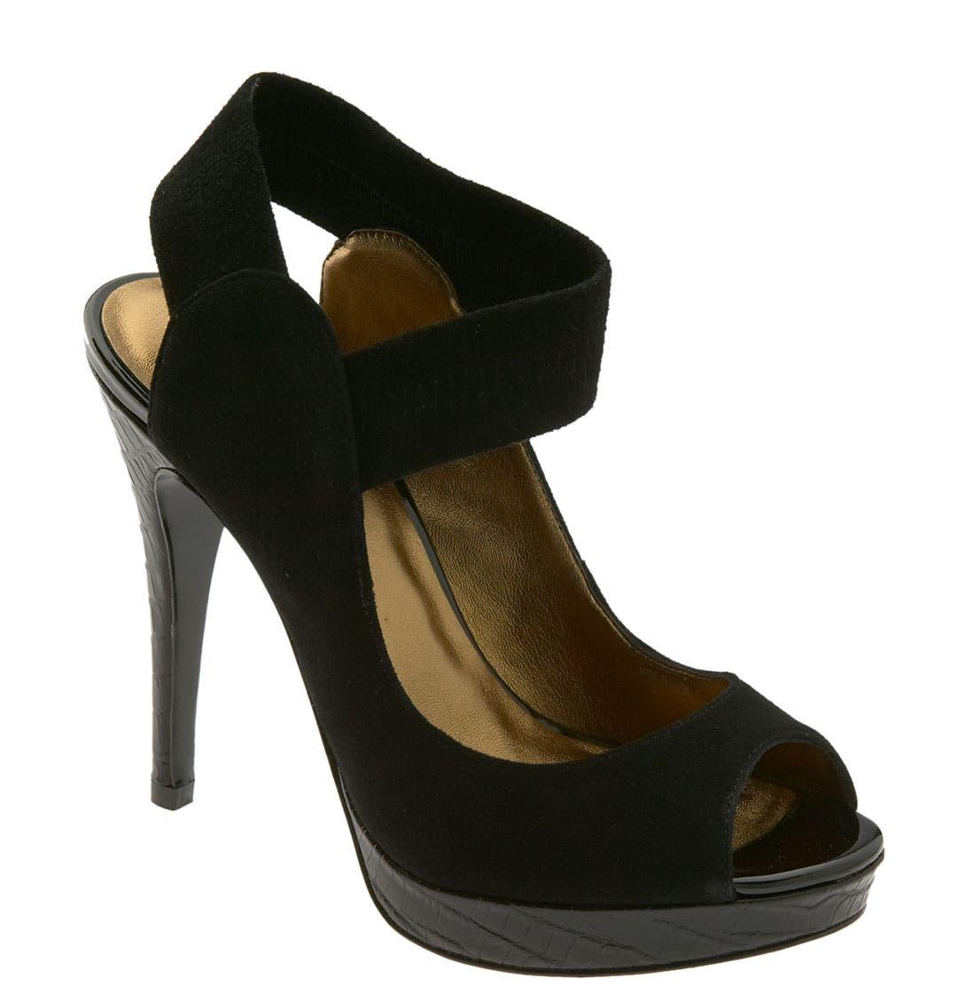 Alternate Image 1 Selected - Pelle Moda 'Issa' Platform Sandal