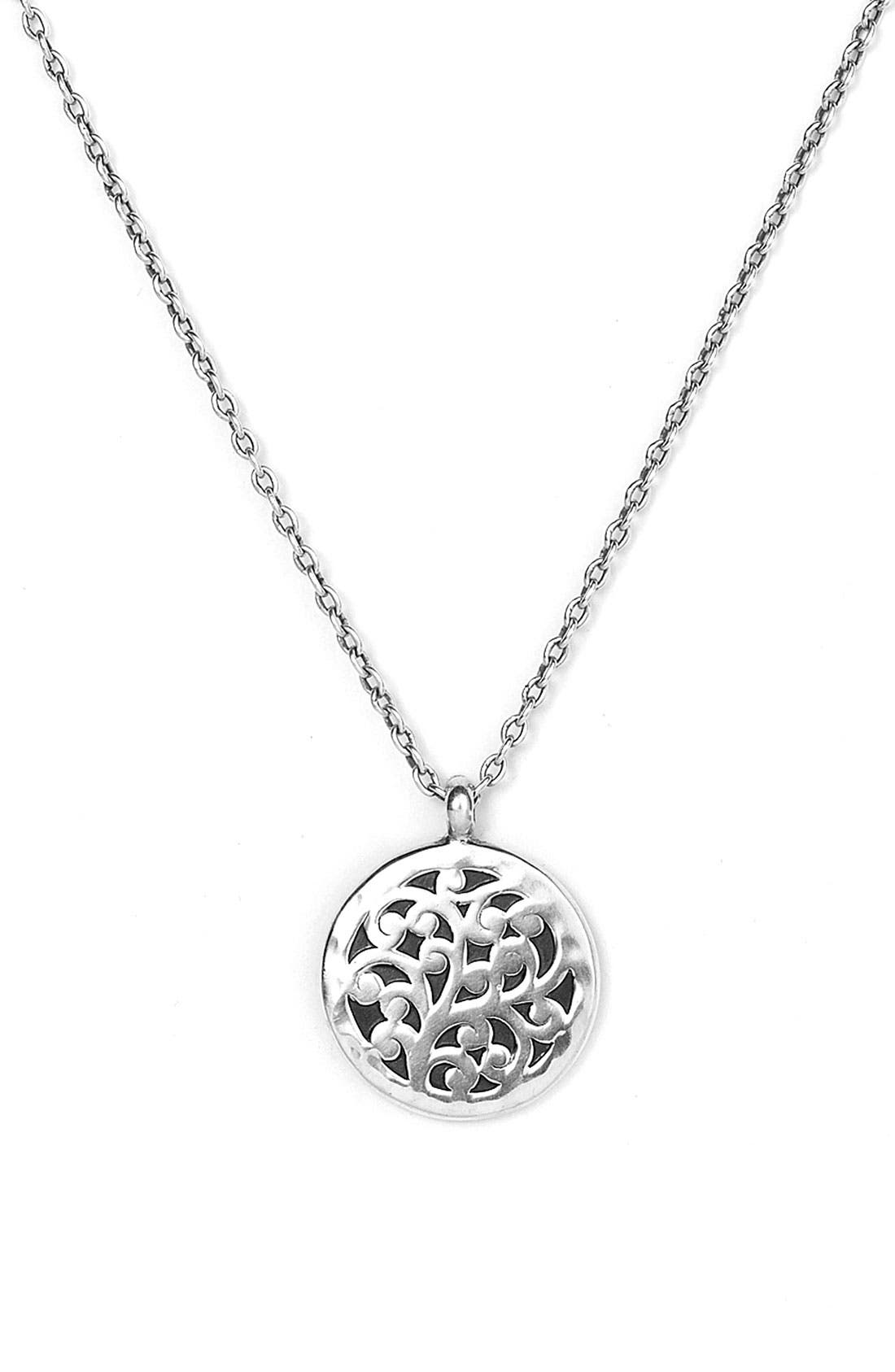 Main Image - Lois Hill Reversible Pendant Necklace