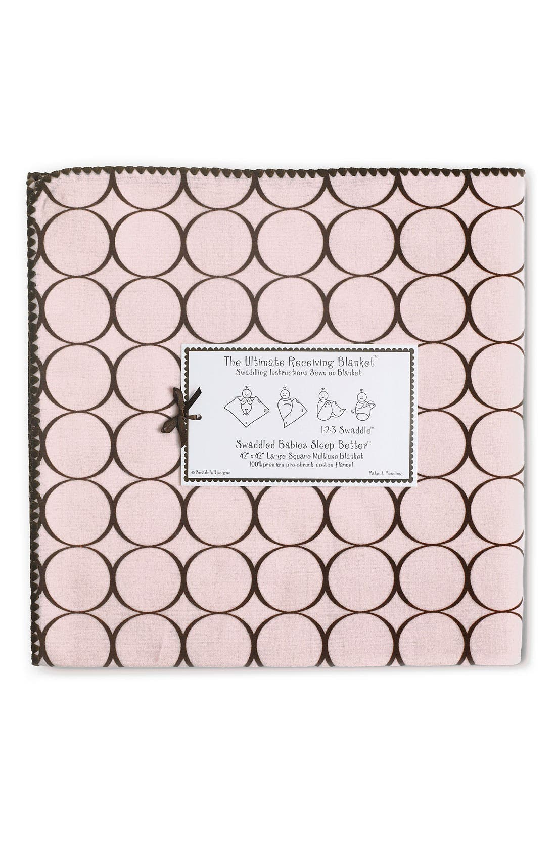 Alternate Image 1 Selected - Swaddle Designs Ultimate Receiving Blanket