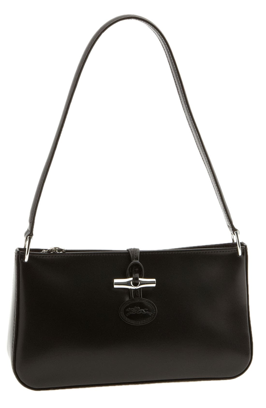 Alternate Image 1 Selected - Longchamp 'Roseau' Shoulder Bag, Small
