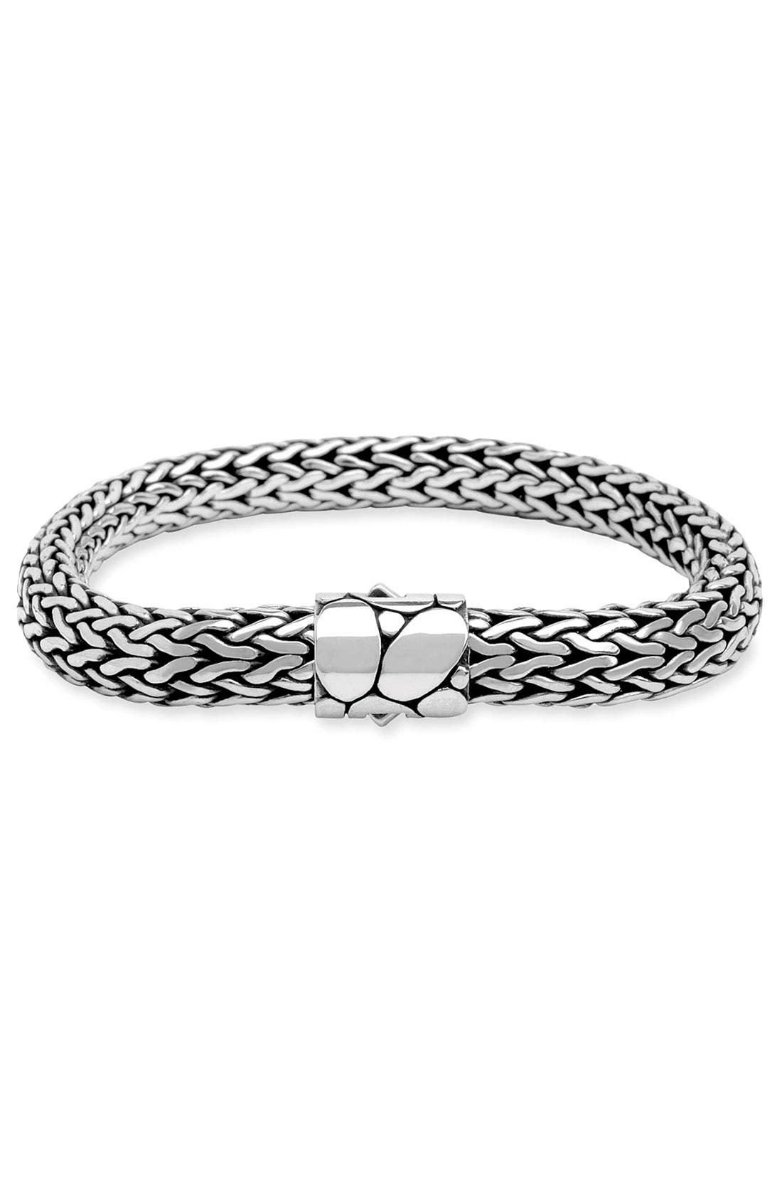 Alternate Image 1 Selected - John Hardy 'Kali' Sterling Silver Bracelet