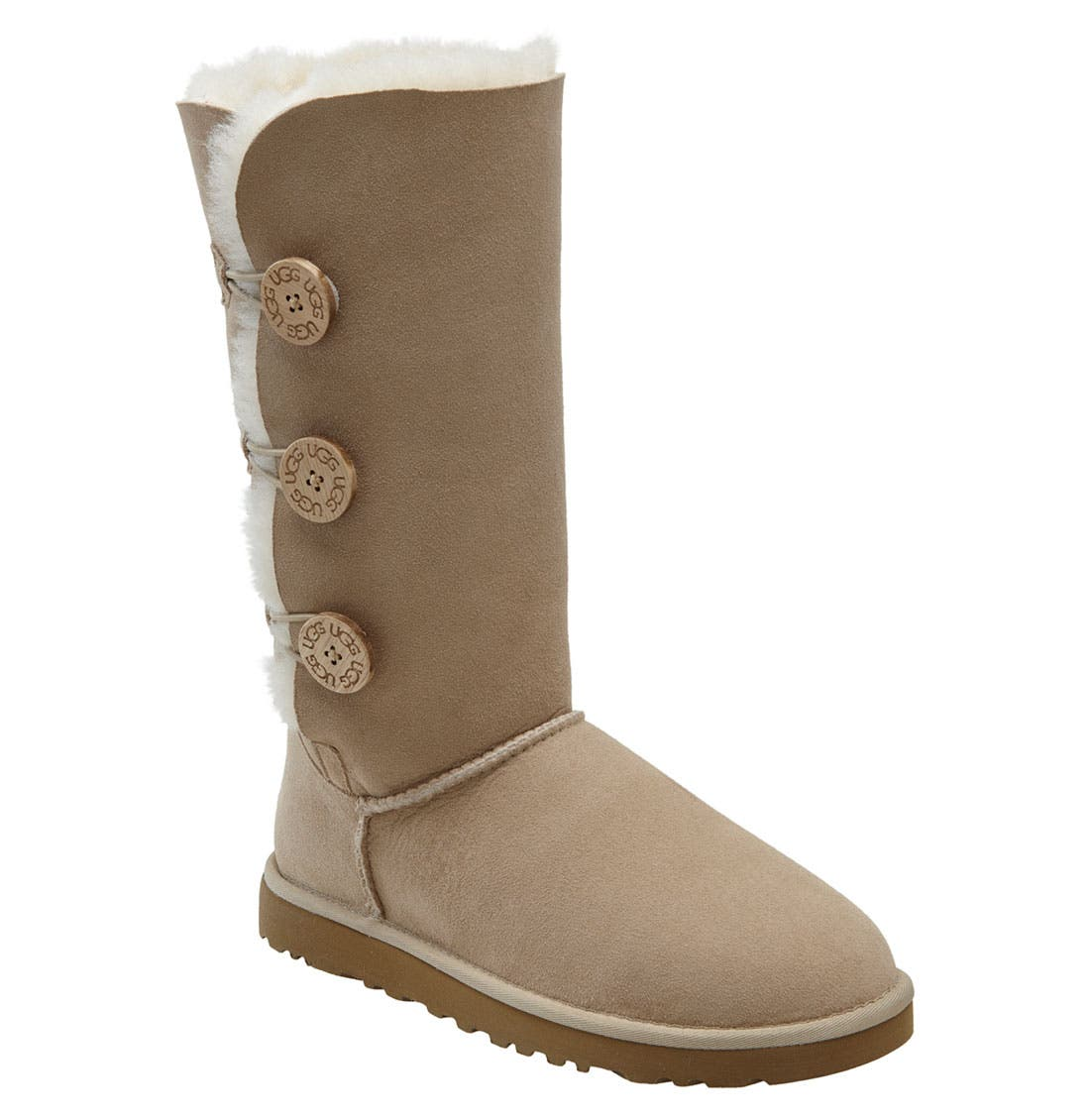 Alternate Image 1 Selected - UGG® 'Bailey Button Triplet' Boot (Women)