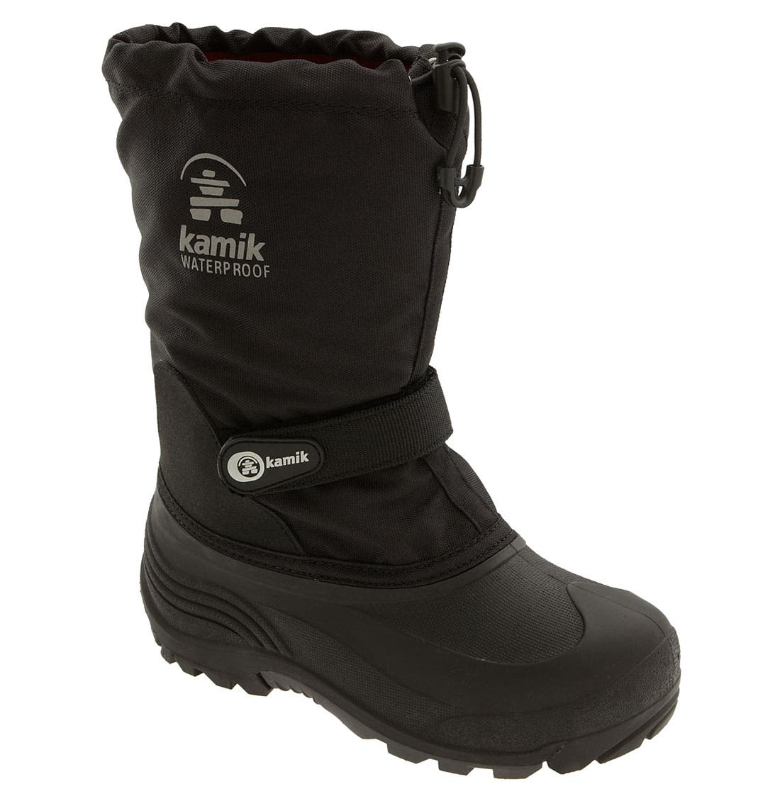 Alternate Image 1 Selected - Kamik 'Waterbug' Boot (Toddler, Little Kid & Big Kid)