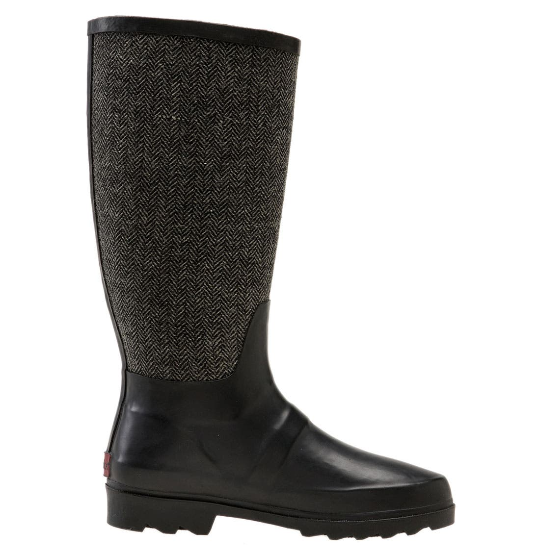 Alternate Image 2  - Chooka Signature Herringbone Rain Boot (Women)
