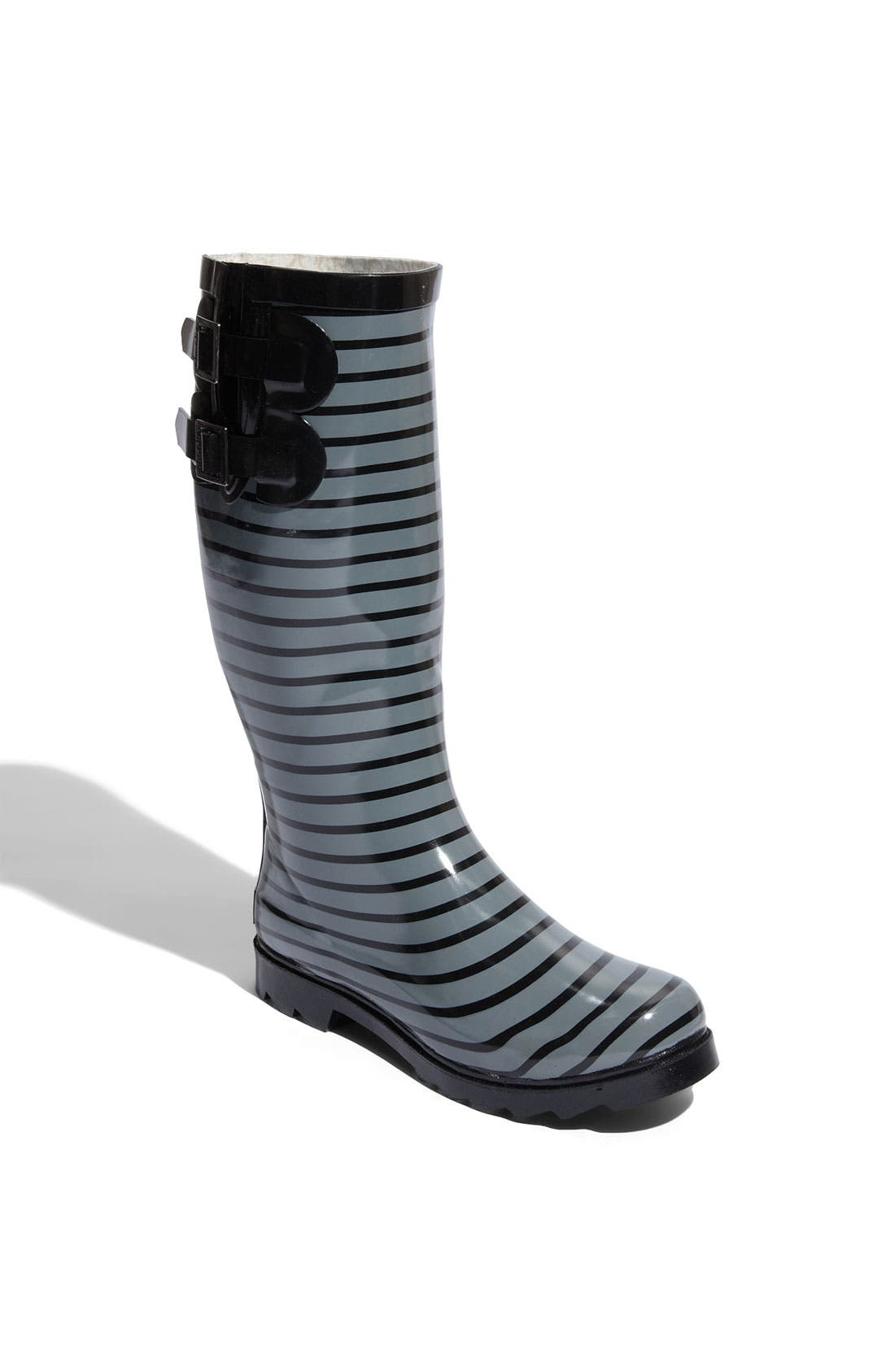 Alternate Image 1 Selected - Chooka Signature Stripe Rain Boot