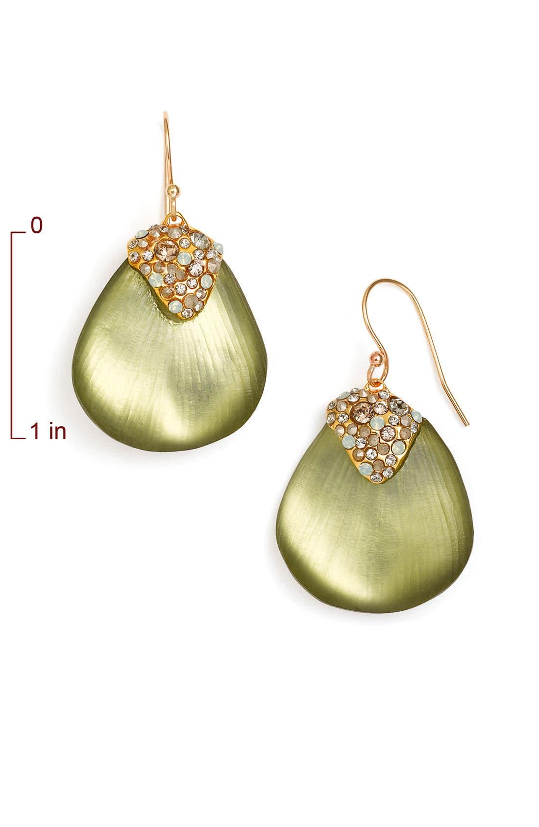 Alternate Image 2  - Alexis Bittar 'Zanzibar' Small Rose Petal Earrings