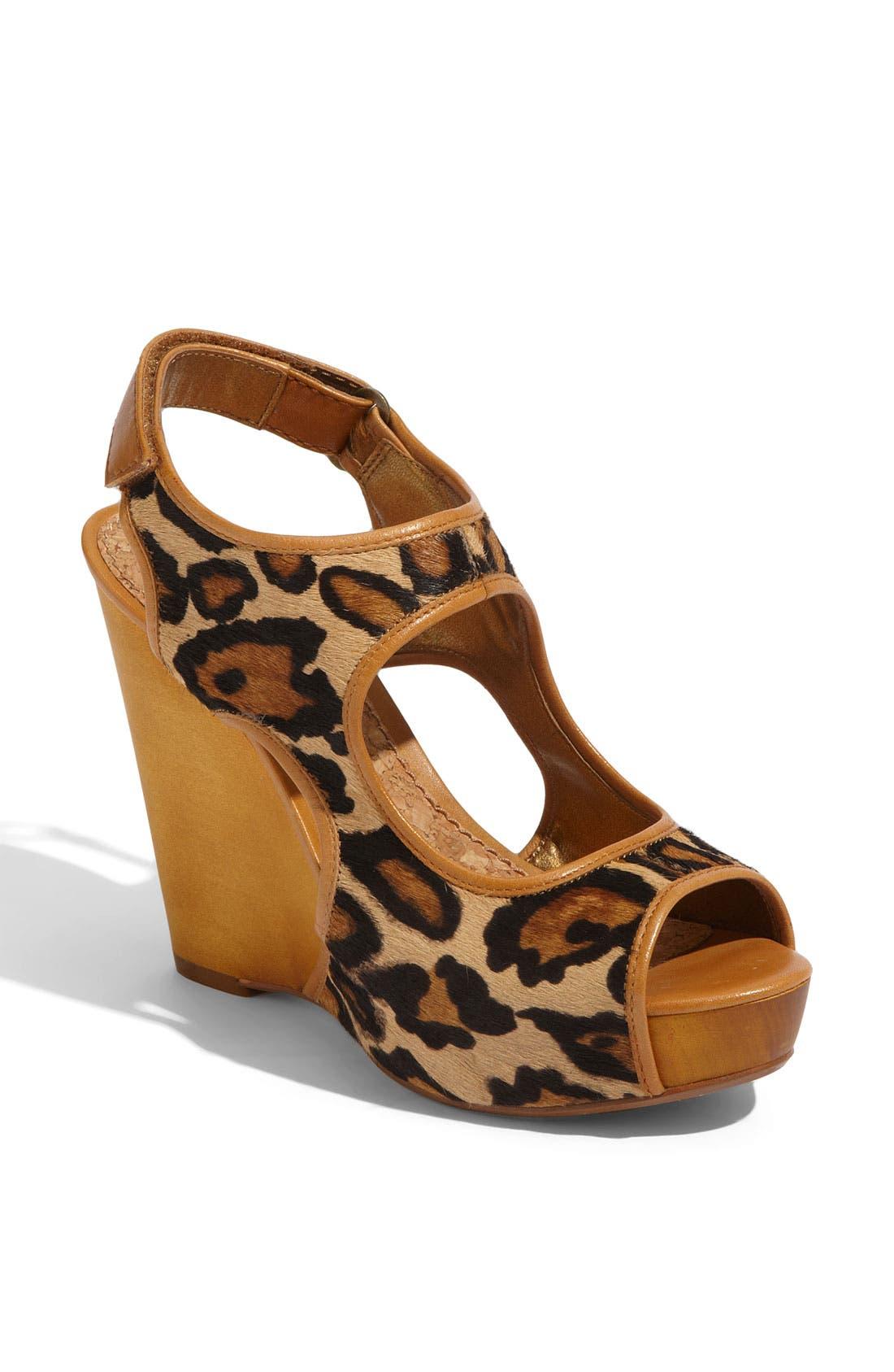 Alternate Image 1 Selected - Sam Edelman 'Kendall' Wedge Sandal