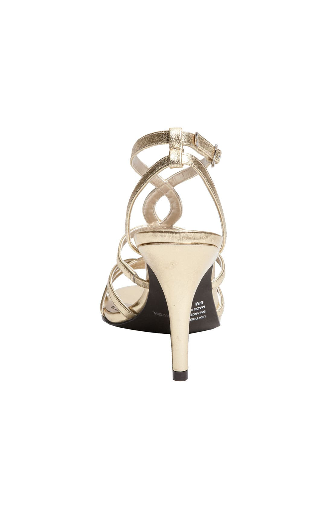 Alternate Image 4  - BP. Platinum 'Twirl' Sandal