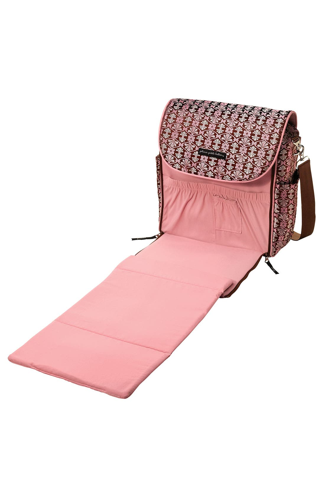 Alternate Image 3  - Petunia Pickle Bottom Brocade 'Boxy Backpack' Diaper Bag