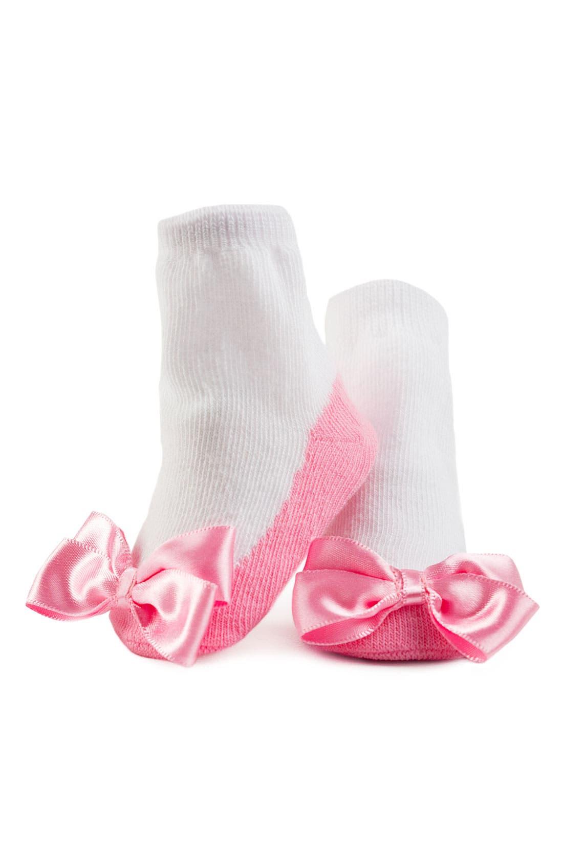 Alternate Image 2  - Trumpette Socks (Baby Girls)