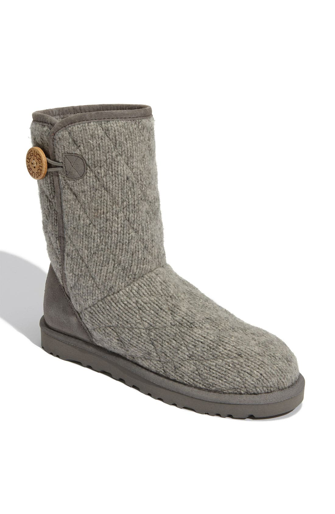 Alternate Image 1 Selected - UGG® Australia 'Mountain' Quilted Boot (Women)