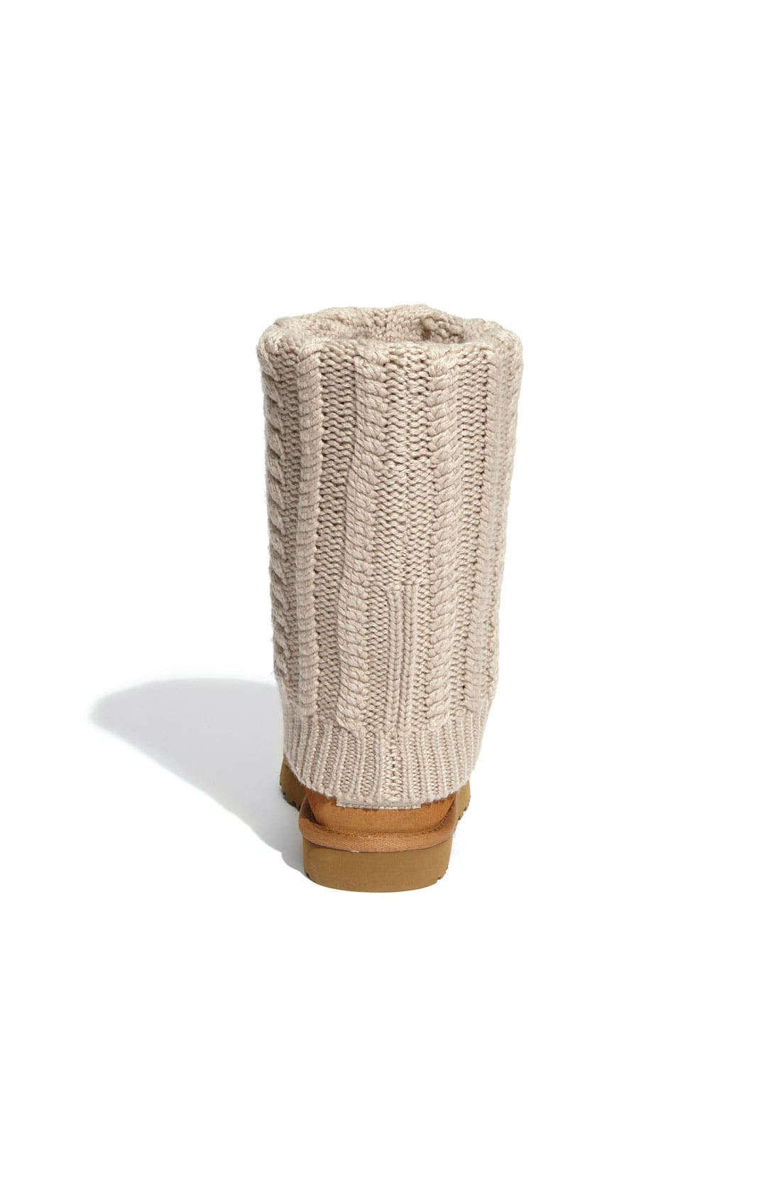 Alternate Image 4  - UGG® Australia 'Tularosa Route Detachable' Boot with Removable Knit Overlay (Women)