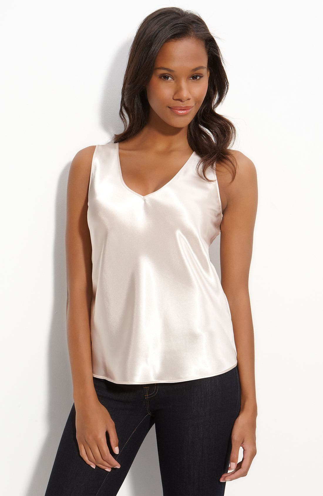 Alternate Image 1 Selected - Farr West Reversible Satin Tank