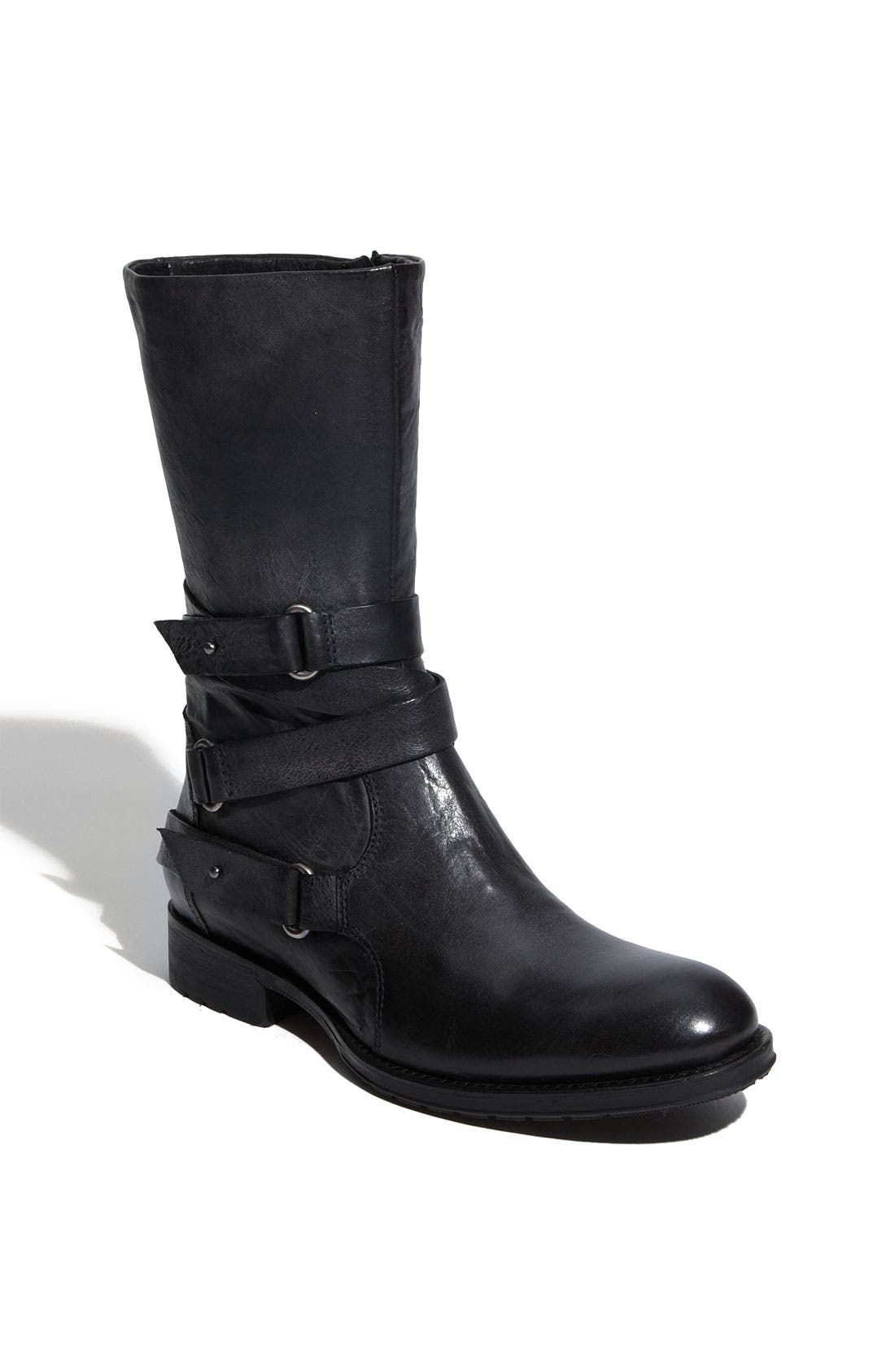 Alternate Image 1 Selected - Vera Wang Lavender 'Kipp' Strappy Leather Boot