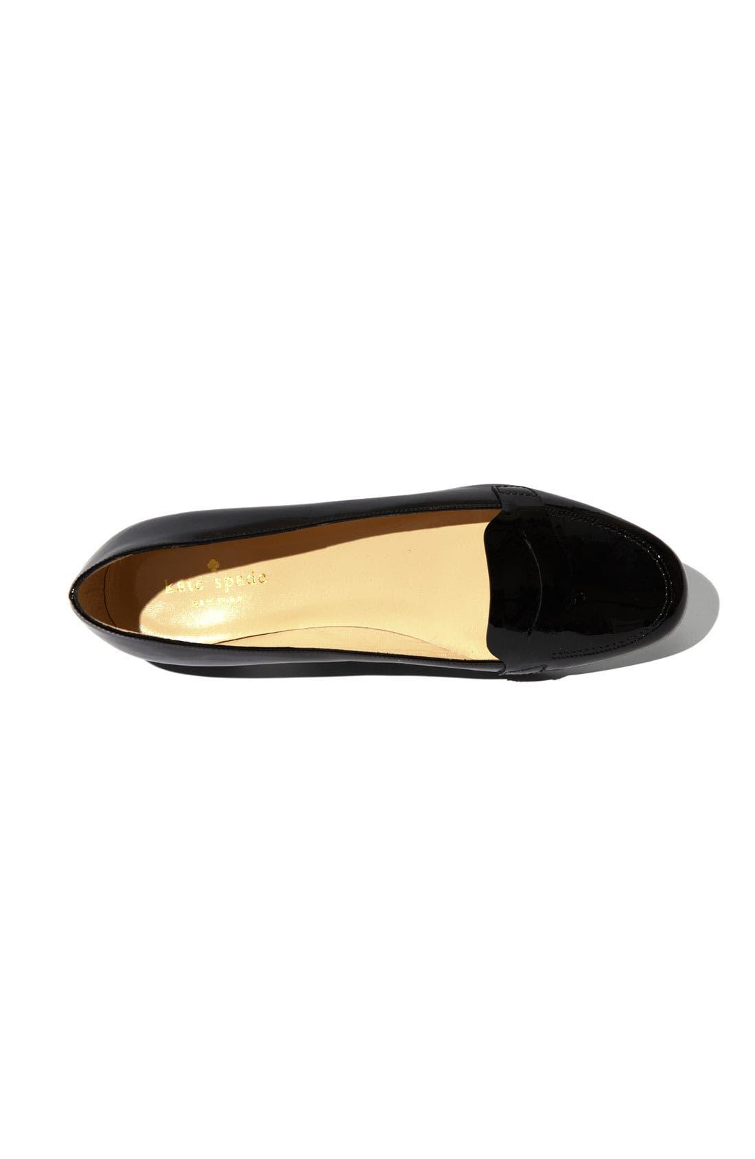Alternate Image 3  - kate spade new york 'olympia' loafer