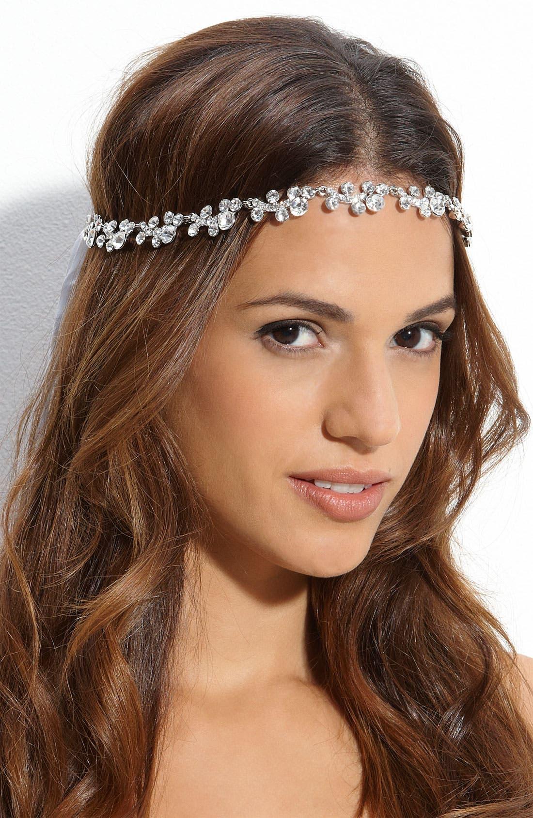 Main Image - Tasha 'Crystal Tiara' Head Wrap