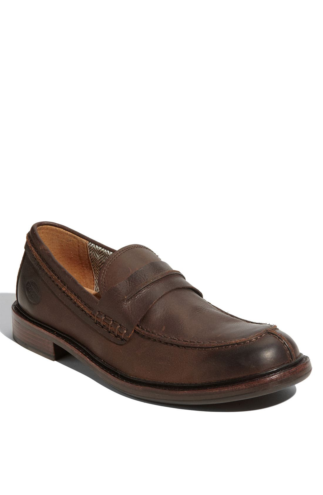 Alternate Image 1 Selected - Fossil 'Jarred' Loafer