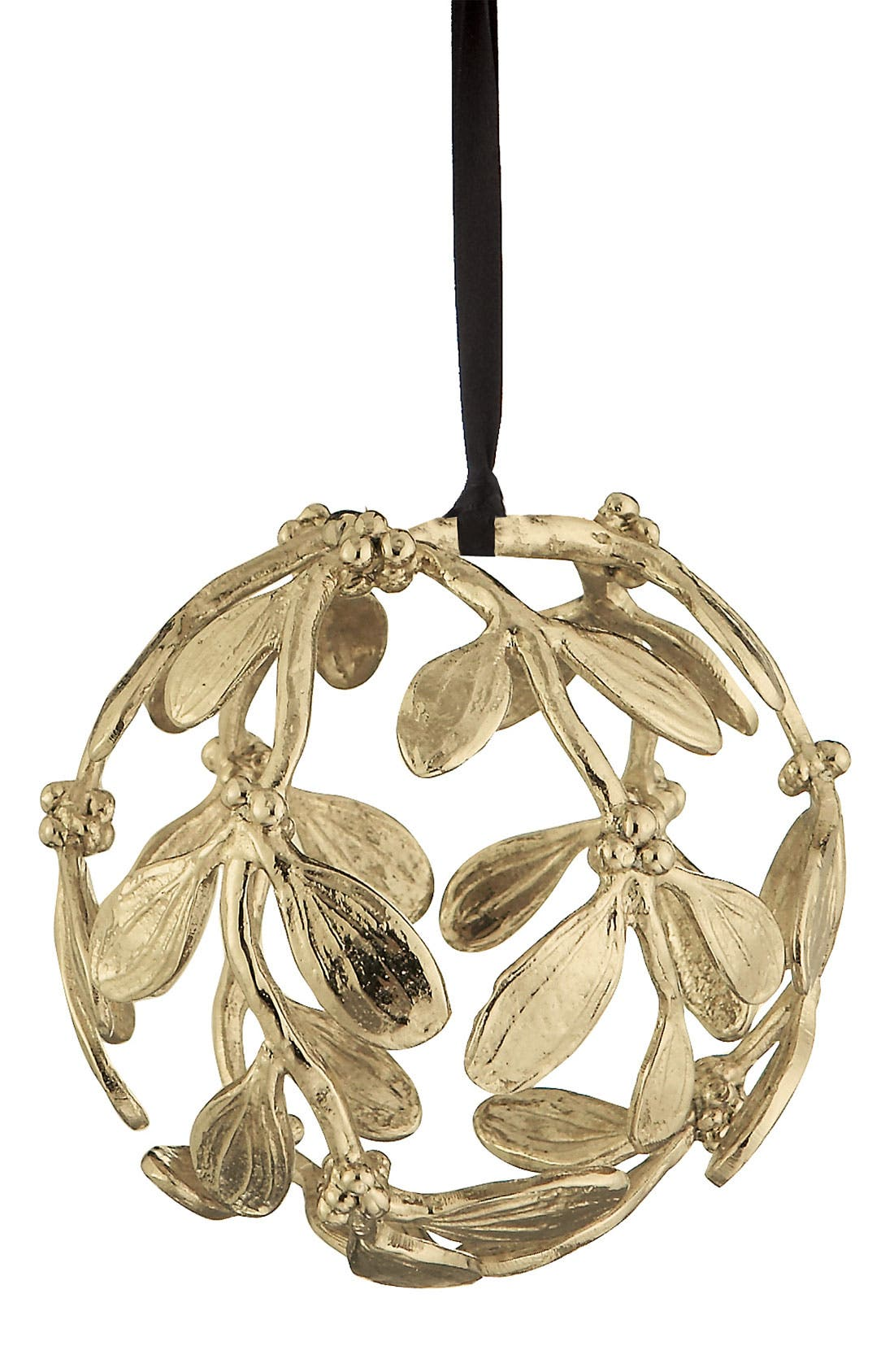 Main Image - Michael Aram Mistletoe Globe Ornament