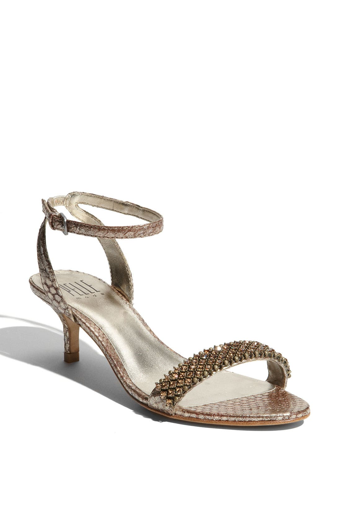 Alternate Image 1 Selected - Pelle Moda 'Fabia' Sandal (Women)