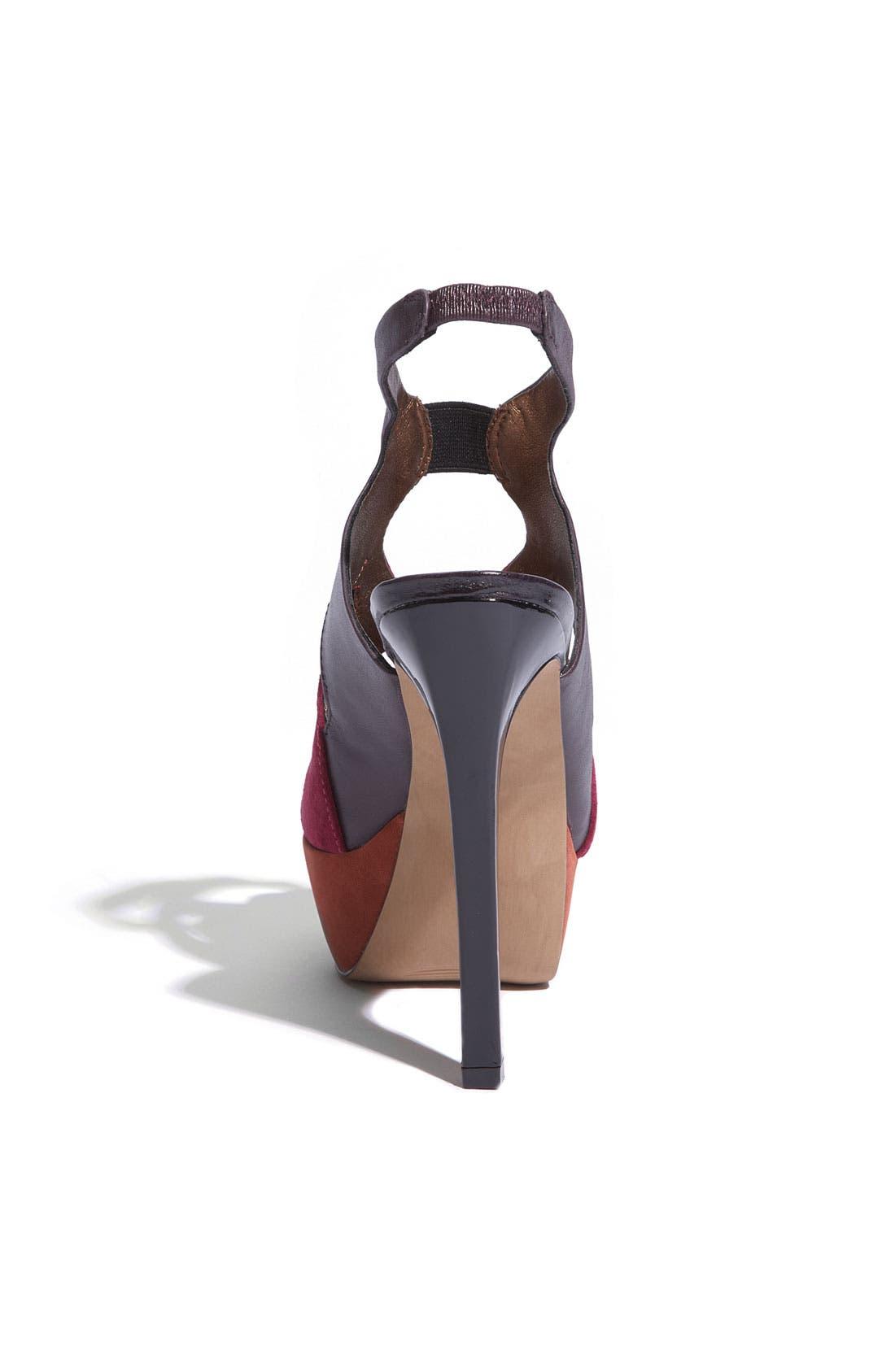 Alternate Image 4  - Jessica Simpson 'Bendie' Platform Sandal