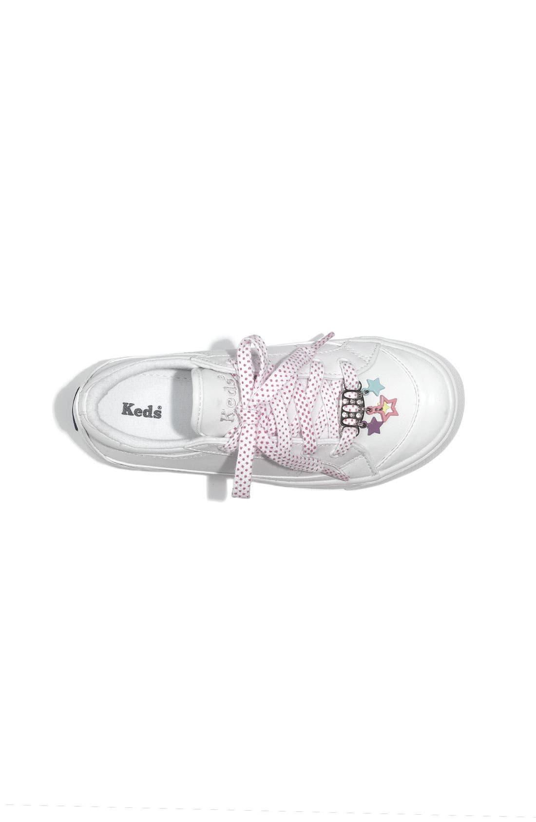Alternate Image 3  - Keds® 'Taylor' Lace Sneaker (Toddler, Little Kid & Big Kid)