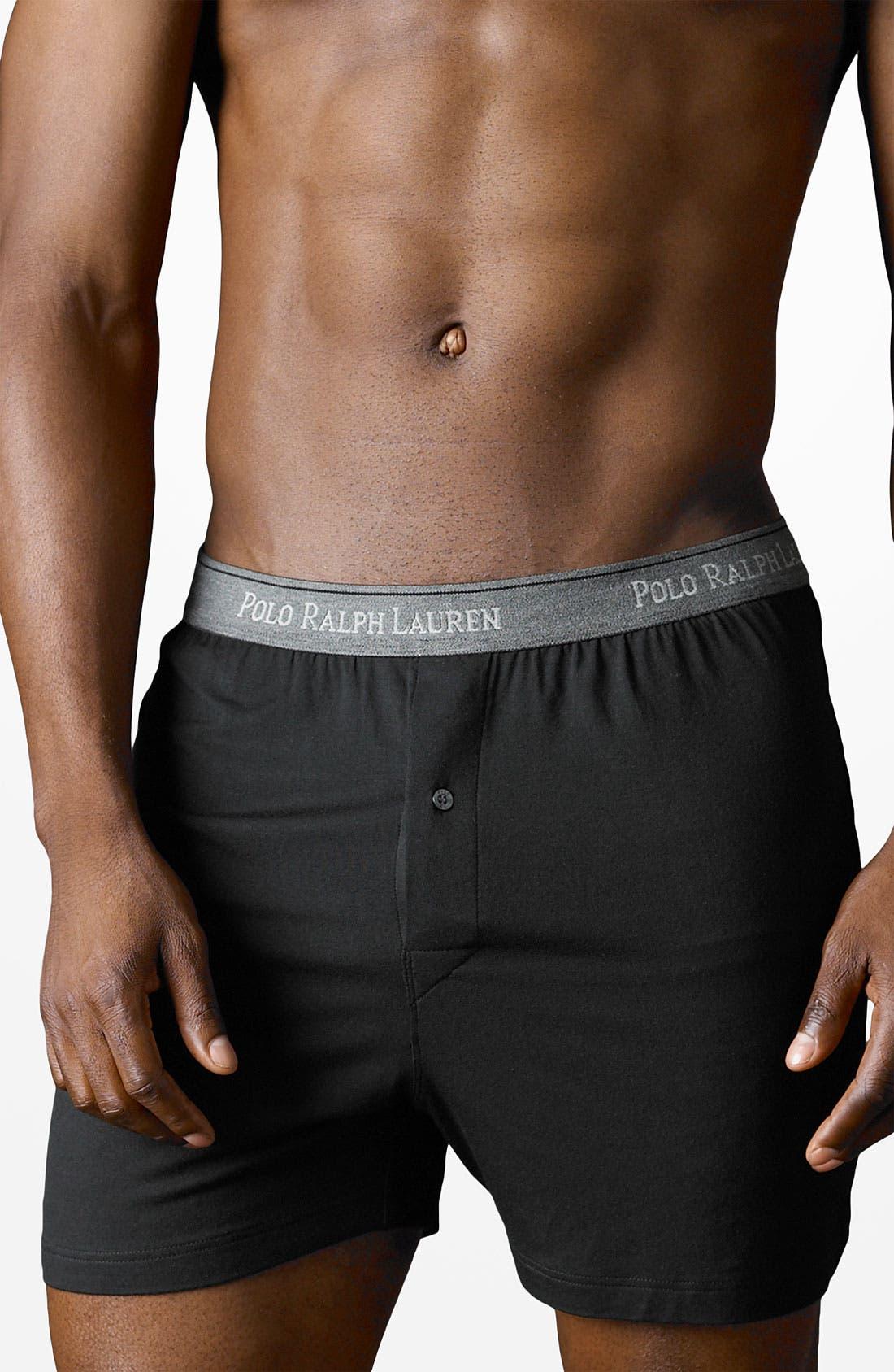 Alternate Image 1 Selected - Polo Ralph Lauren Modal Boxer Shorts