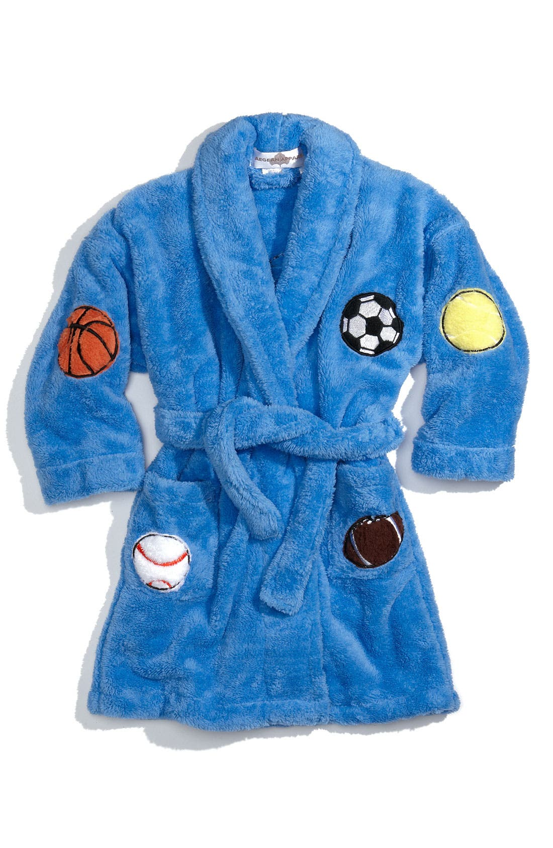 Alternate Image 1 Selected - Aegean Apparel Robe (Little Boys & Big Boys)