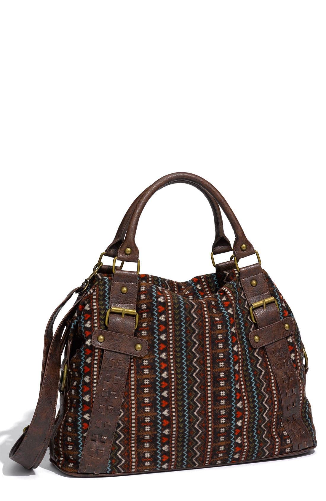 Main Image - Marais Print Crossbody Bag