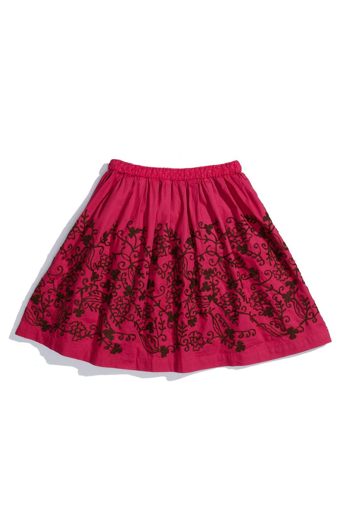 Alternate Image 1 Selected - Peek 'Frida' Skirt (Toddler, Little Girls & Big Girls)