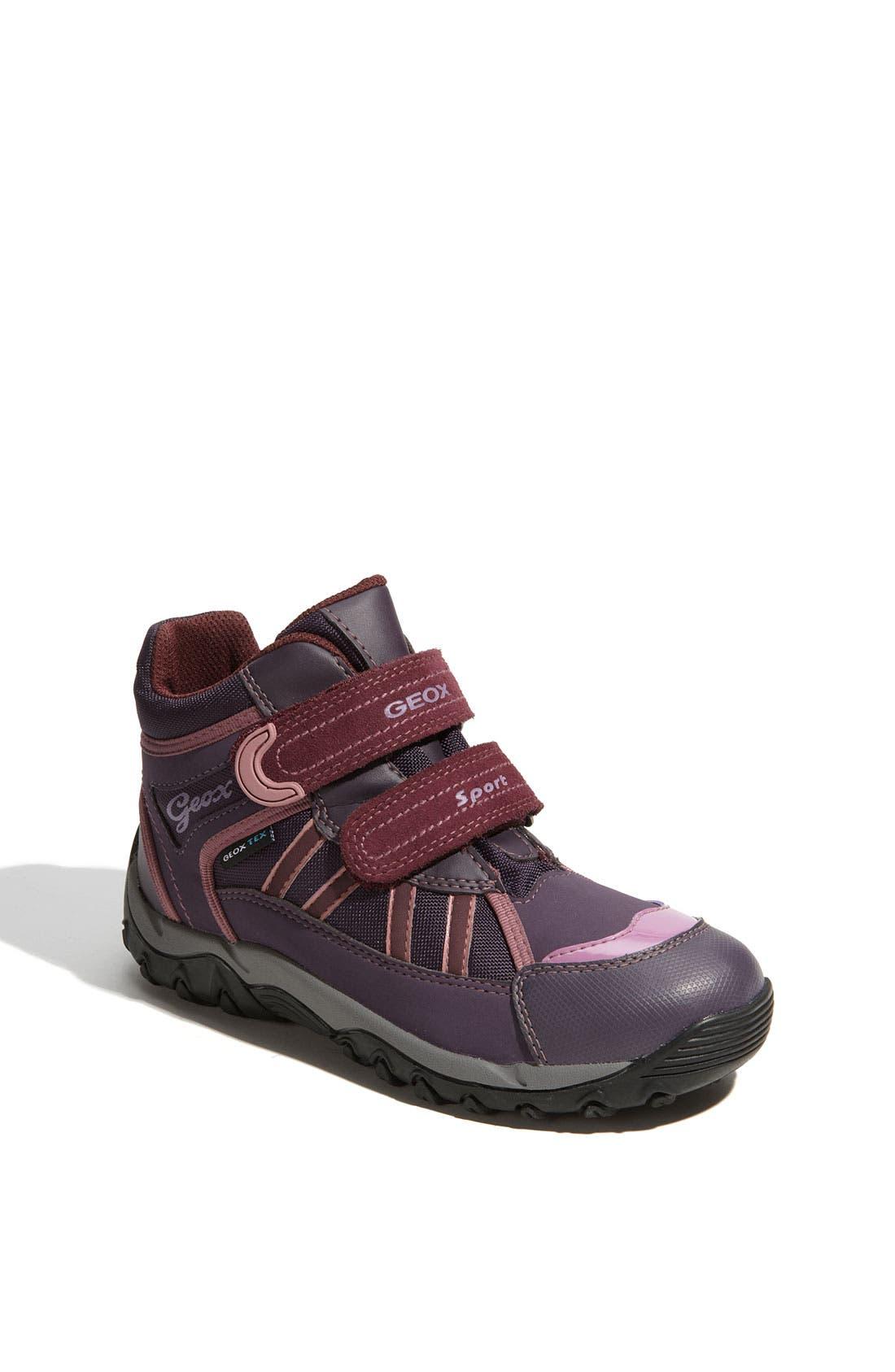 Alternate Image 1 Selected - Geox 'Alaska' Boot (Toddler, Little Kid & Big Kid)