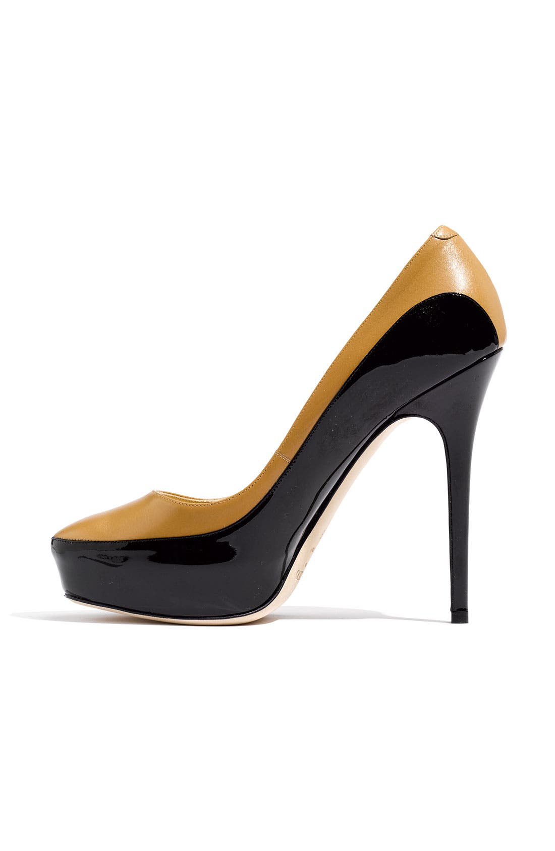 Alternate Image 2  - Jimmy Choo 'Sepia' Two Tone Platform Pump