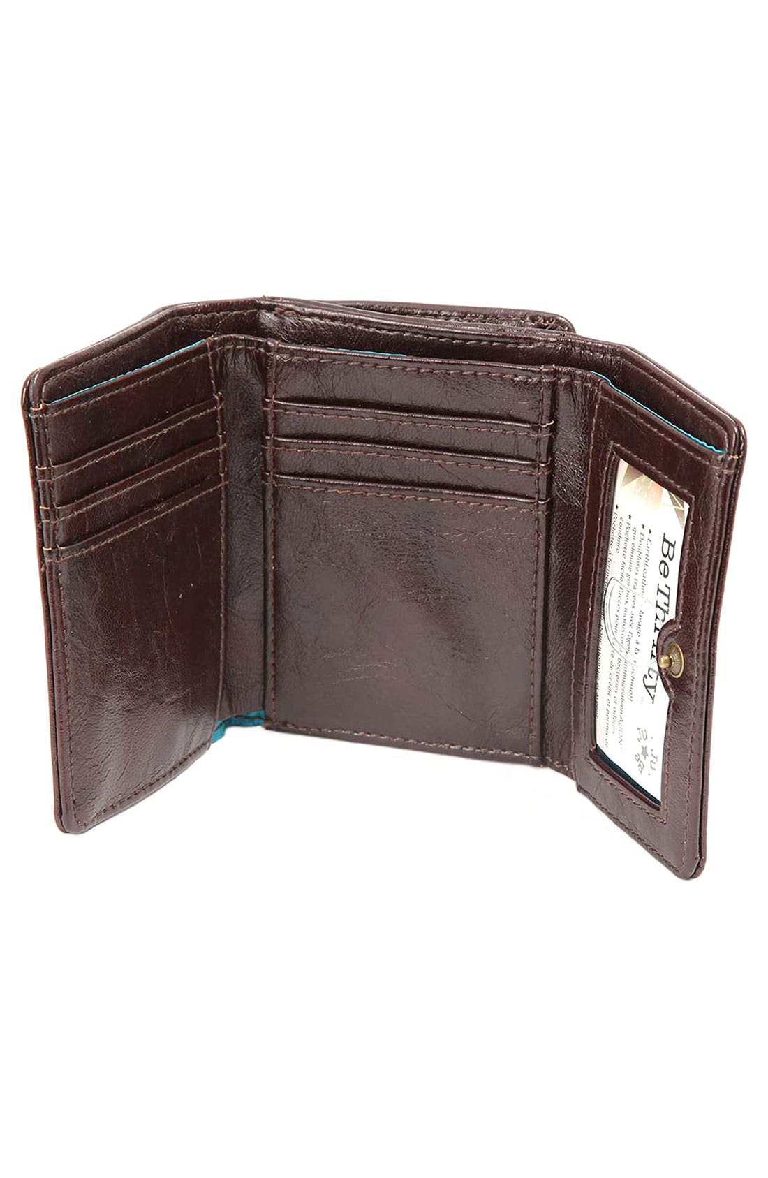 Alternate Image 2  - Ju-Ju-Be 'Be Thrifty - Legacy' Flap Wallet