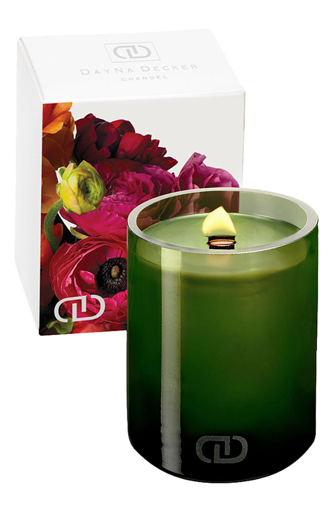Alternate Image 1 Selected - DayNa Decker® 'Posy' Chandel® Candle