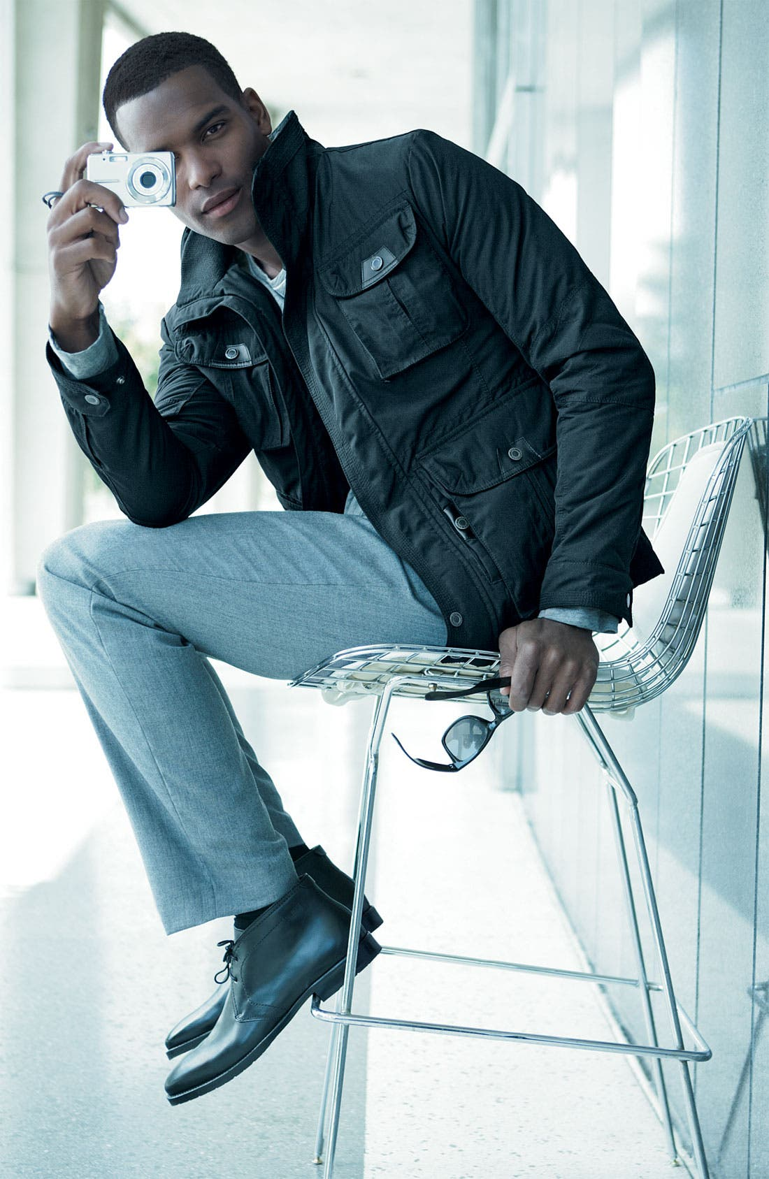 Alternate Image 4  - BOSS HUGO BOSS 'Cosey' Jacket