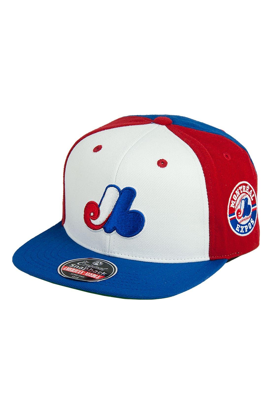 Main Image - American Needle 'Blockhead Expos' Snapback Baseball Cap
