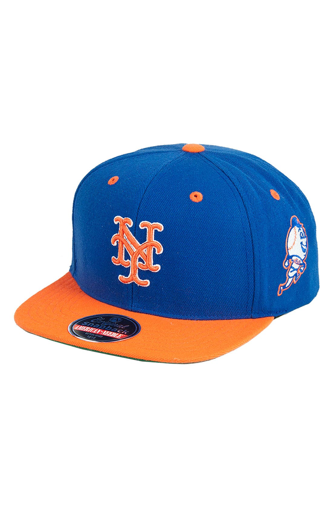 Main Image - American Needle 'Blockhead Mets' Snapback Baseball Cap