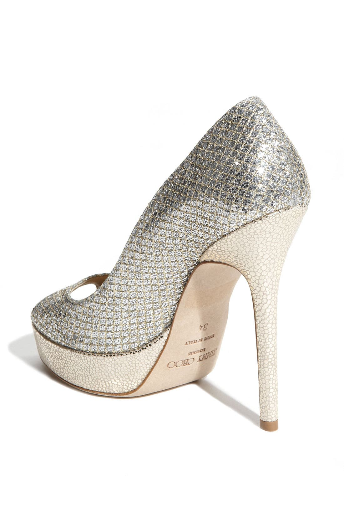 Alternate Image 2  - Jimmy Choo 'Crown' Pump