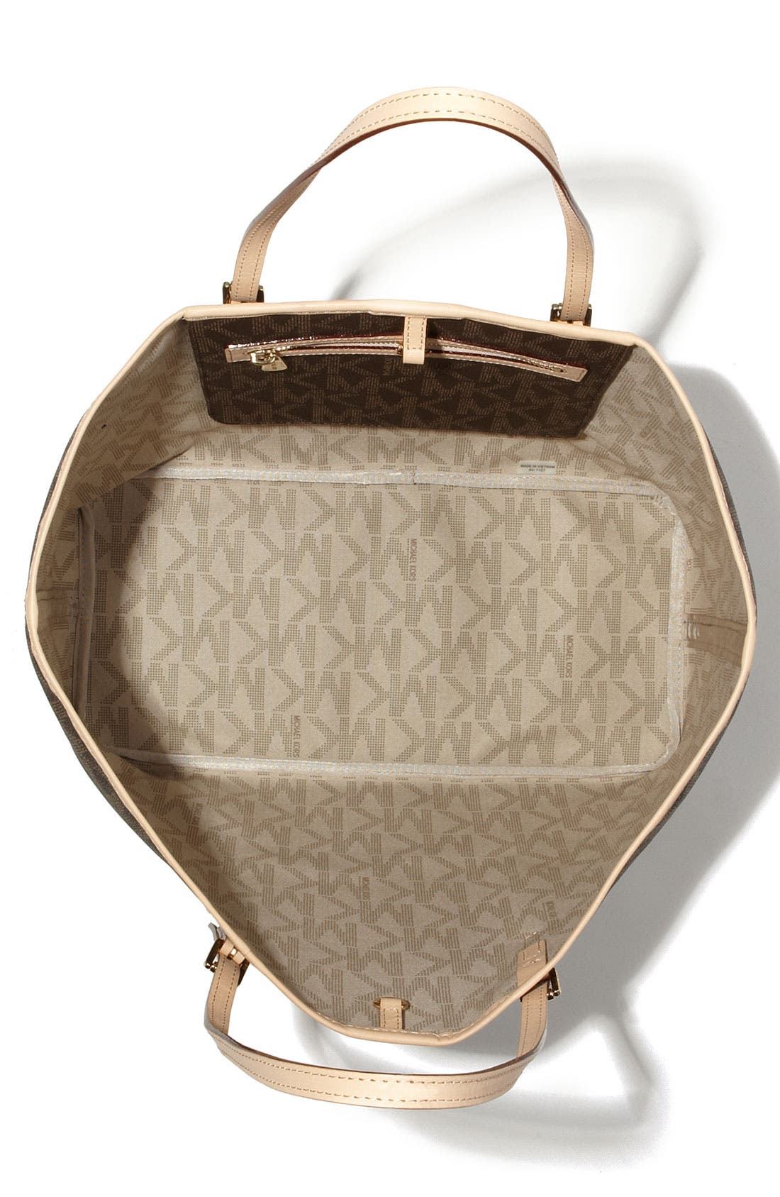 Alternate Image 3  - MICHAEL Michael Kors 'Jet Set - Medium' Travel Tote