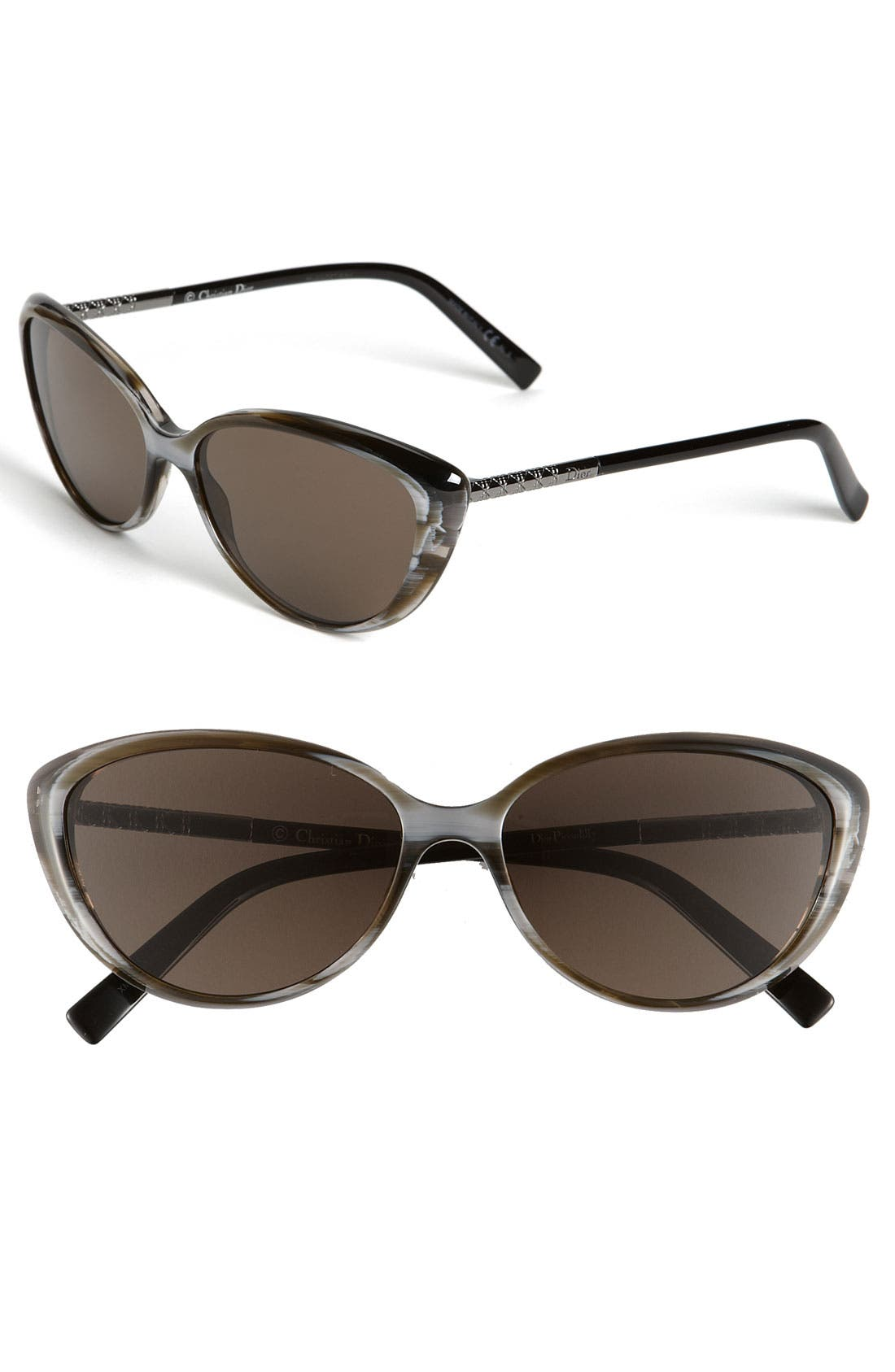 Main Image - Dior 56mm Cat Eye Sunglasses