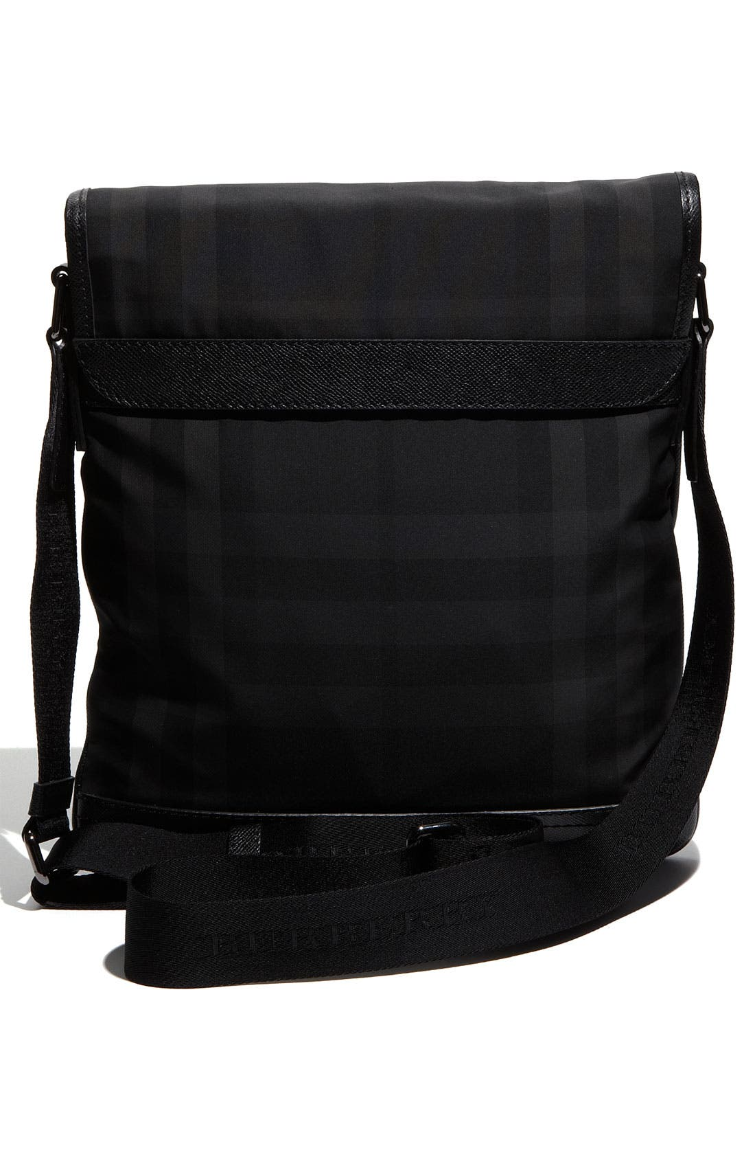 Alternate Image 2  - Burberry Check Print Crossbody Bag